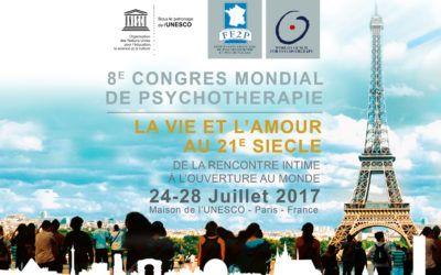 8e Congrès mondial de psychothérapie