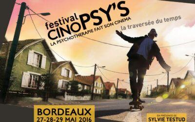 Cinopsy's 2016 – La traversée du temps