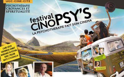 Cinopsy's 2018 – Psychothérapie, croyances et spiritualité