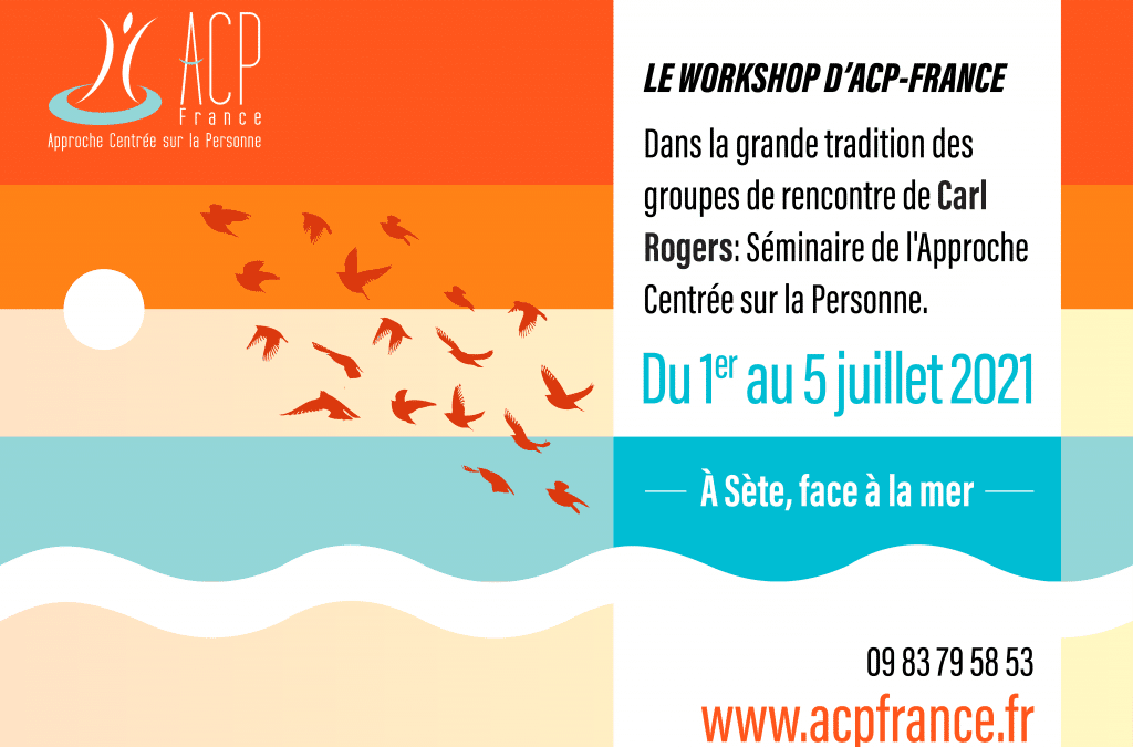 Workshop d'ACP France