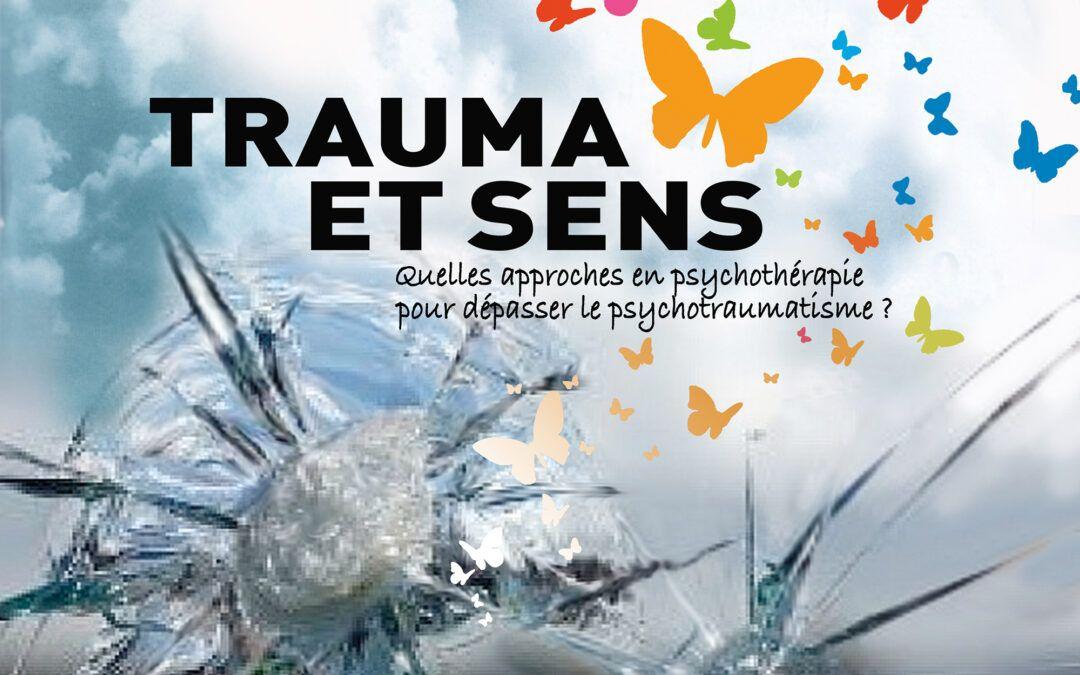 Colloque 2013 – Trauma et sens