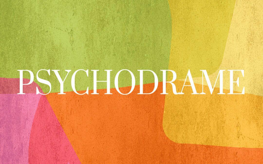 Le psychodrame, la scène : l'espace du possible