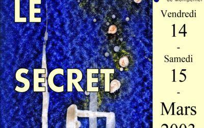 Colloque 2003 Montpellier- Le secret