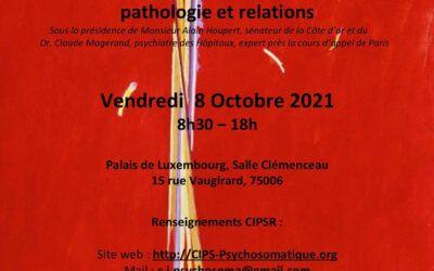 Santé dans les territoires : pathologie et relations