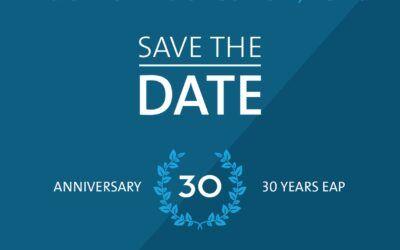 Congrès du 30e anniversaire de l'EAP – 12 et 13 mars 2022 à Vienne